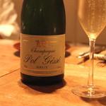 デュ バリー - Champagne  Pol Gesse  Brut