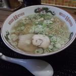 ラーメン富んや - 富んや・塩ラーメン¥600(2013.07)