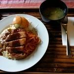 カフェレストラン CHILD BOX - トルコライスS(892円)