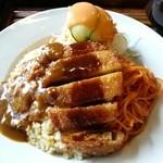 カフェレストラン CHILD BOX - トルコライスUP