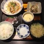 味里 - 料理写真:今日の定食
