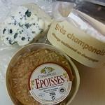 葡萄酒場 ICHIGOYA - 仏と伊のフェルミエ(農家)特性チーズが毎週入荷しています