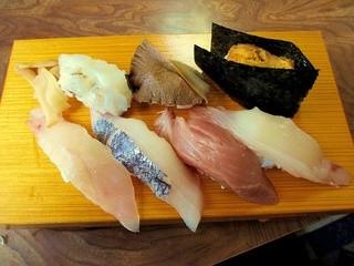 いろは寿司 - 上にぎり¥2500