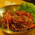 焼肉世奈羅 - ピビン麺