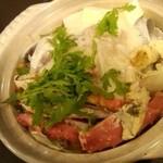 じゅうべえ - カニ鍋