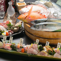 六方はちべい - 全国の漁港で水揚げされた鮮魚を毎日産地直送!!刺し身に自信あり!