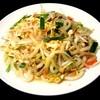 焼きモチモチ麺(炒米苔目)