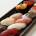 シンセン - 握り寿司