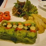 APERO - 野菜前菜盛り合わせ