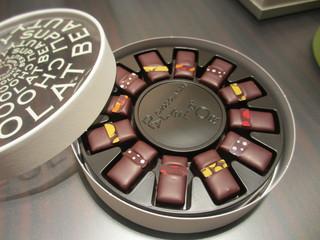 ショコラティエ パレ ド オール - フルーツ&乳酸菌ショコラ