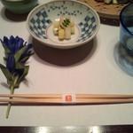21496102 - お花の箸置き(ディナー)