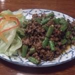 タイ料理レストラン シナモン - ・コアクリン(コクリン) 790円