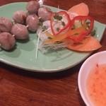 タイ料理レストラン シナモン - ・ルークシンムー 790円