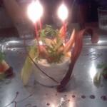 オッキャーリ オガ - 誕生日ケーキ