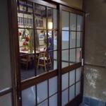 橋本屋 - 橋本屋 本店 入口