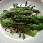 ステーキてっぺい - 旬の野菜も鉄板焼きで