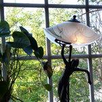 215699 - 出窓のランプ