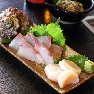 新鮮なお魚♪
