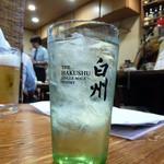 鶏海山の幸おかだ - 【H25.9.21】