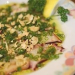 ガーリックチップス - 料理