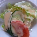 ジャスミン - 料理写真:サラダ