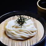 こがね製麺所 - ざるうどん