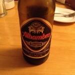 メソン・サルー - スペインビール黒