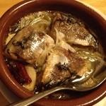 メソン・サルー - 秋はやっぱり秋刀魚のオイル煮♪