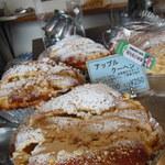 GUCHIPAN - 他のパンも美味しいです。地元の朝霧高原牛乳を使用。