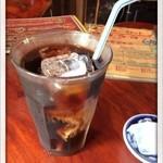 亞細亞食堂サイゴン - アイスコーヒー       2013.9