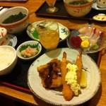21508456 - 魚定食~