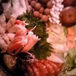 福 - 海鮮寄せ鍋