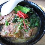 レストラン龍 - 料理写真:伊良部そば