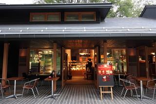 ベーカリー&レストラン 沢村 軽井沢ハルニレテラス