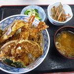 曽山商店 - 天丼