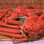 山陰旬華 新鮮組  - 冬季限定。刺身・しゃぶしゃぶ・釜茹で・焼きかに・鍋などなど冬の味覚