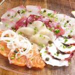 Japanese x Italian BARU HAMAKIN - 料理写真:魚が得意な当店だからできるこの品質!この価格!このボリューム!!これまで培った魚に関するものがすべてつぎこまれており、他の店では真似出来ません!!
