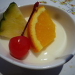 秀吉 - 杏仁豆腐(お昼のミニ会席)