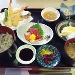 ロハスな健康食堂 旬菜庵 - 料理写真:和定食