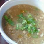 21514118 - 「スープ」と「漬物」
