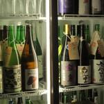 鳥料理 それがし - 日本酒が色々。