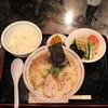 こむらさき - 料理写真:ラーメン定食