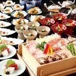 吉里 - 料理写真:国産秀麗豚の蒸しコース