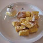 カフェボアクレール - 料理写真:一番人気のフレンチトースト