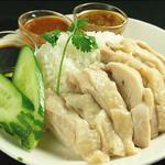 444quad - ハイナンチキン☆当店一番人気!国産青森県産の「桜姫鶏」を使用♪
