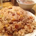 中国屋台十八番 - 久しぶりの十八番の炒飯はやっぱり美味い( °∀°)o彡°
