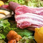 ヘルシー韓友家 - 群馬県産ブランド豚肉