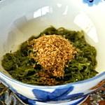 とうし荘 - 料理写真:メカブ