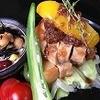 Birdland Cafe - 料理写真:県産豚ロースのグリルとジンジャーバルサミコソース