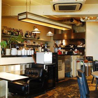 駒沢のドッグカフェ♪ワンちゃんもご一緒にお食事できます!
